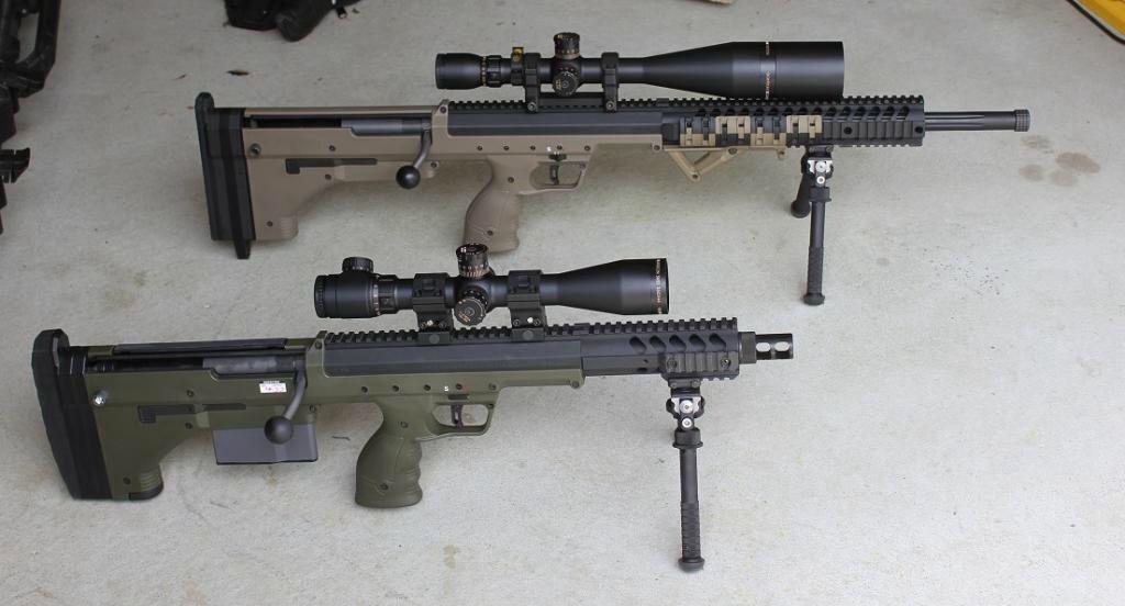 24+ Dta rifle info