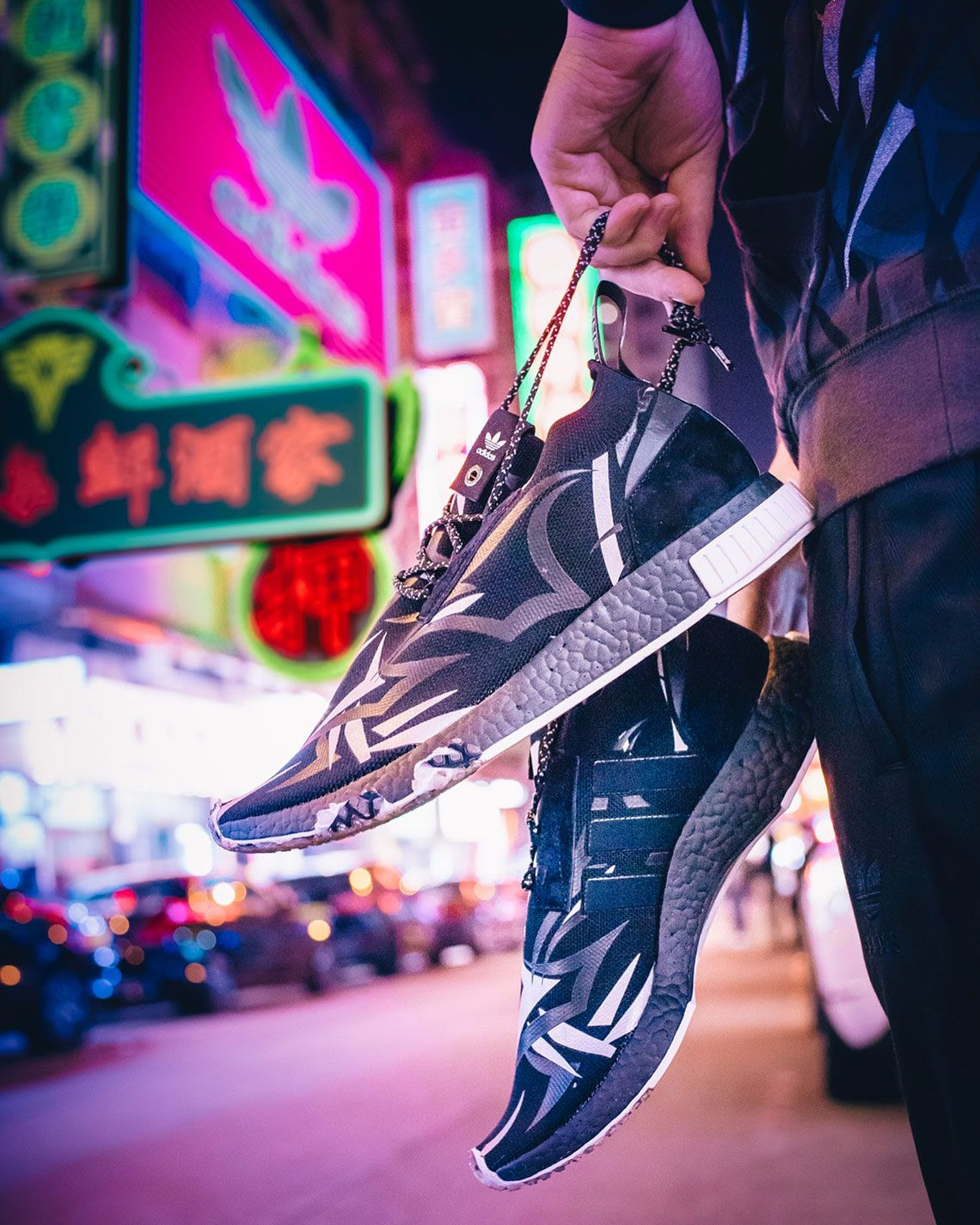 3de1dd994e JUICE HK x adidas NMD Racer —adidas is teaming up with Hong Kong based  sneaker