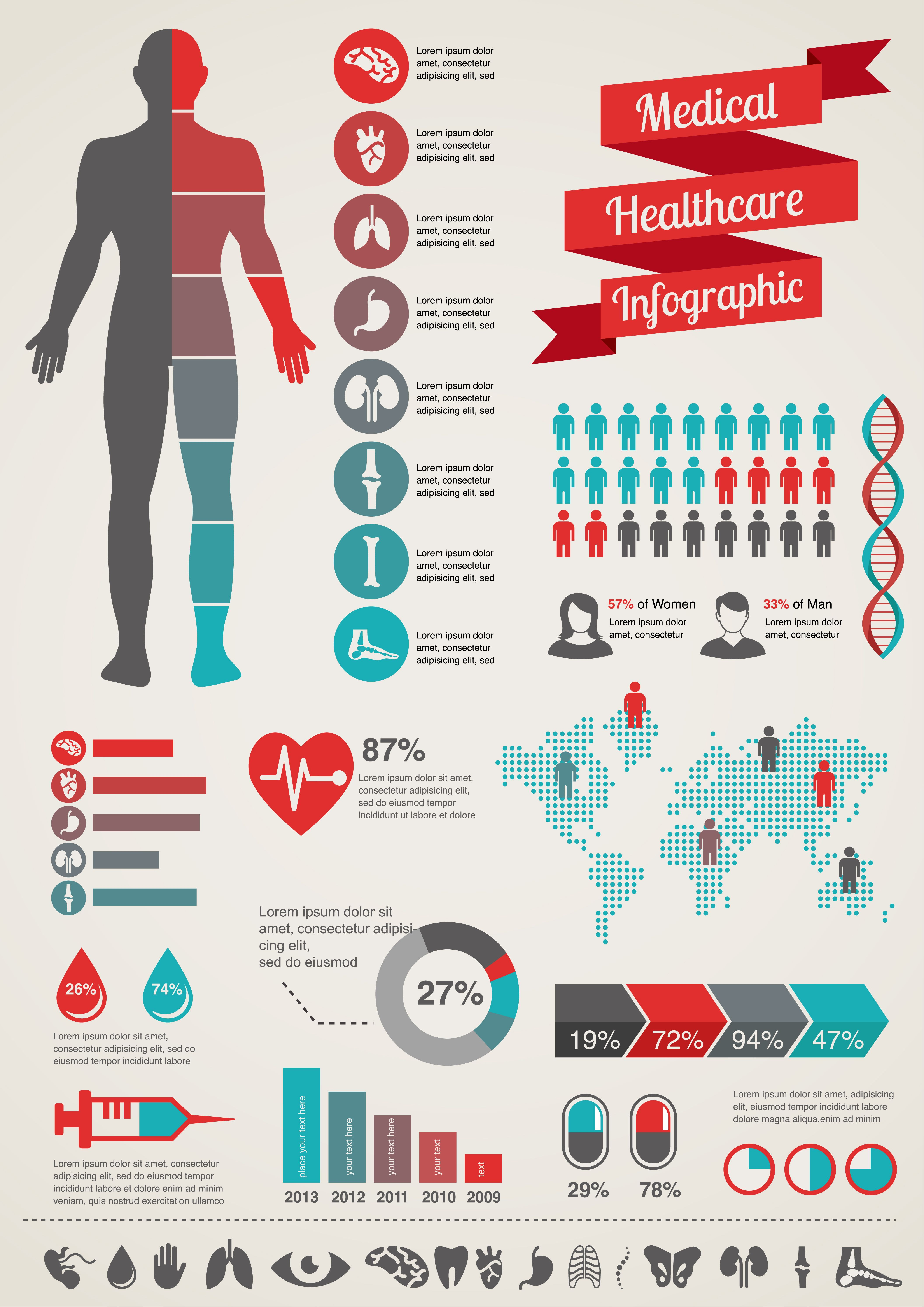 medical infographic | Science | Pinterest | Infographic ...