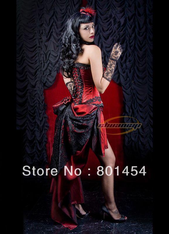Plus Size Burlesque Dresses