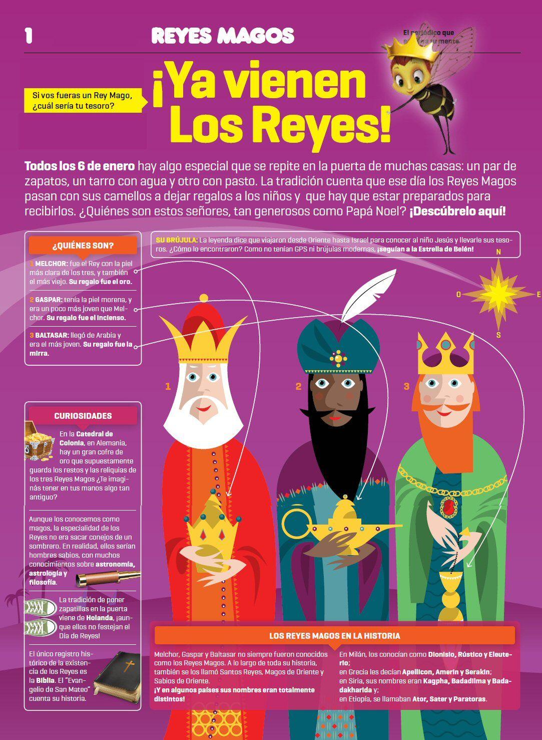 Datos Los Reyes Magos