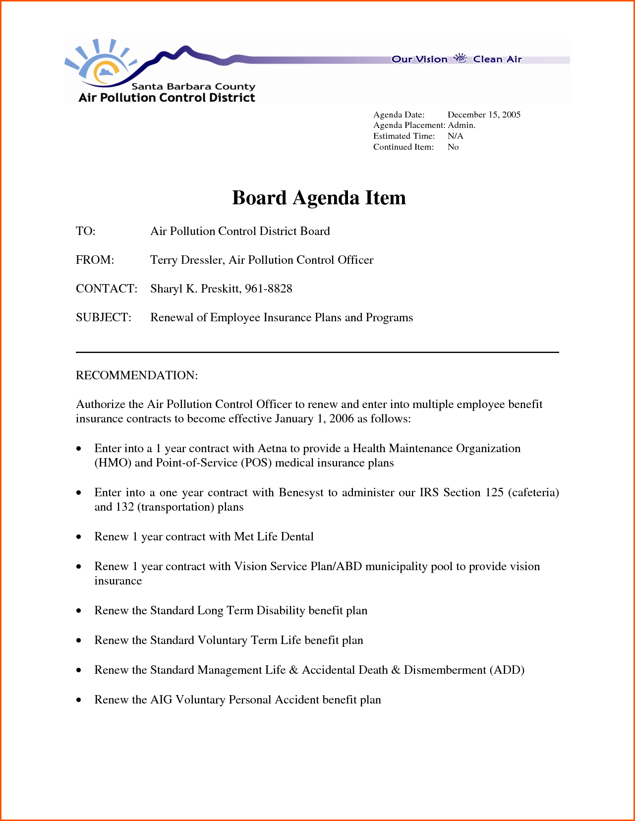 Contract Renewal Letter Format Denial Sample Termination