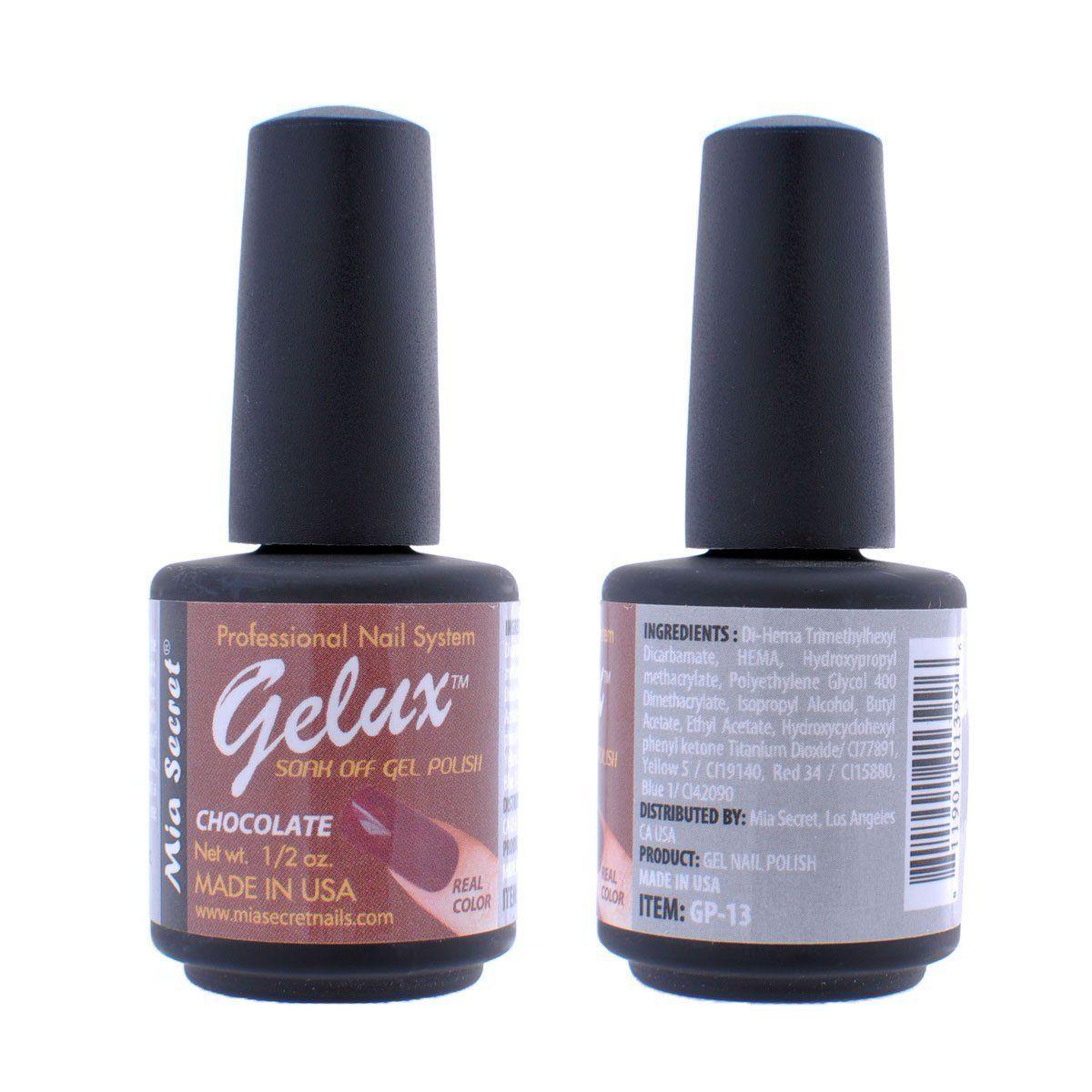 Letute Nail Gel Polish - UV/LED Professional 10ml gel