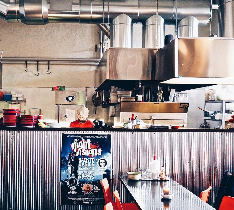B-Smokery ravintola-arvio kokemus suositus Teurastamon paras ravintola - Suusta suuhun | Lily.fi