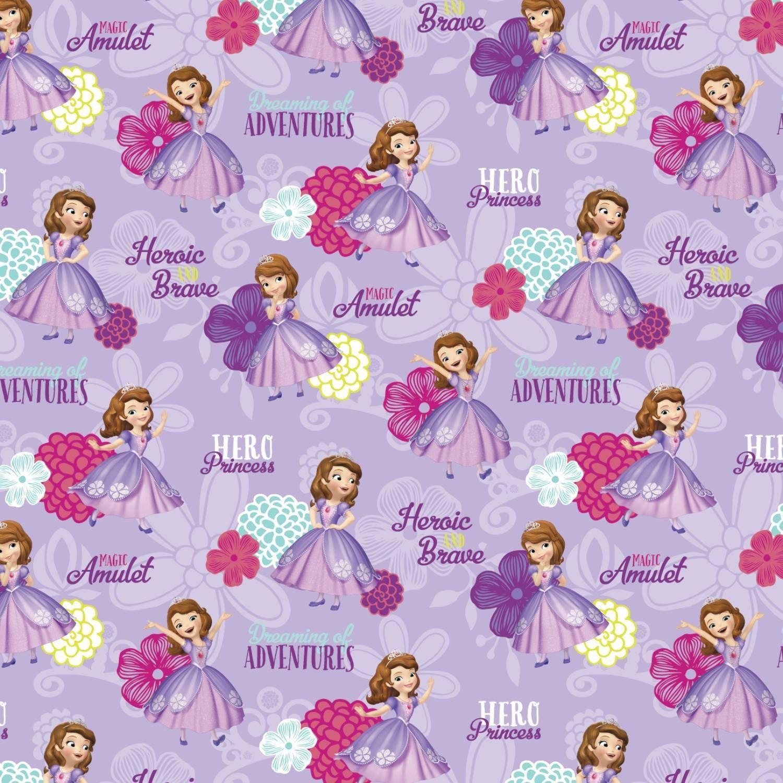 9a00b7d37 Sofia Hero Princess   Disney Princess   Disney fabric, Sofia the ...