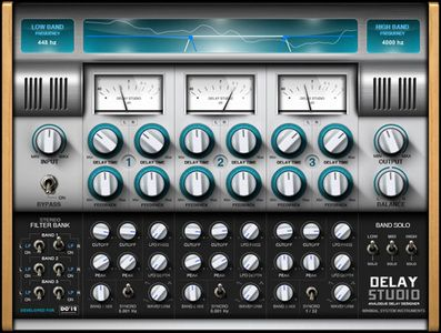 FREEWARE (VST Win) - Delay Studio   Other synthesizers, plug