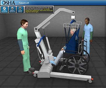 Hazard Identification Training Tool Occupational health