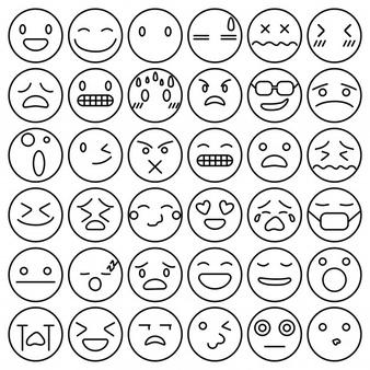 How To Get Black And White Cute Emojis Copy Paste Cute Symbols In 2020 Emoticons Emojis Emoticon Vector Free