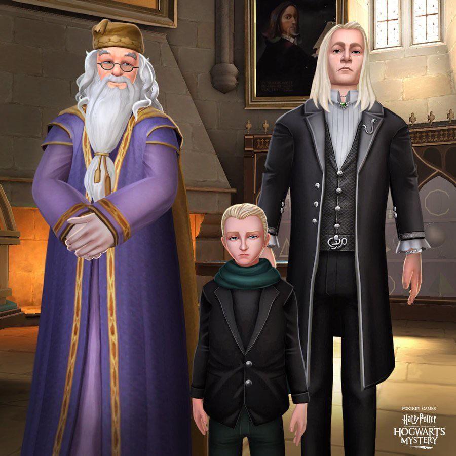 Pin On Hogwarts Mystery