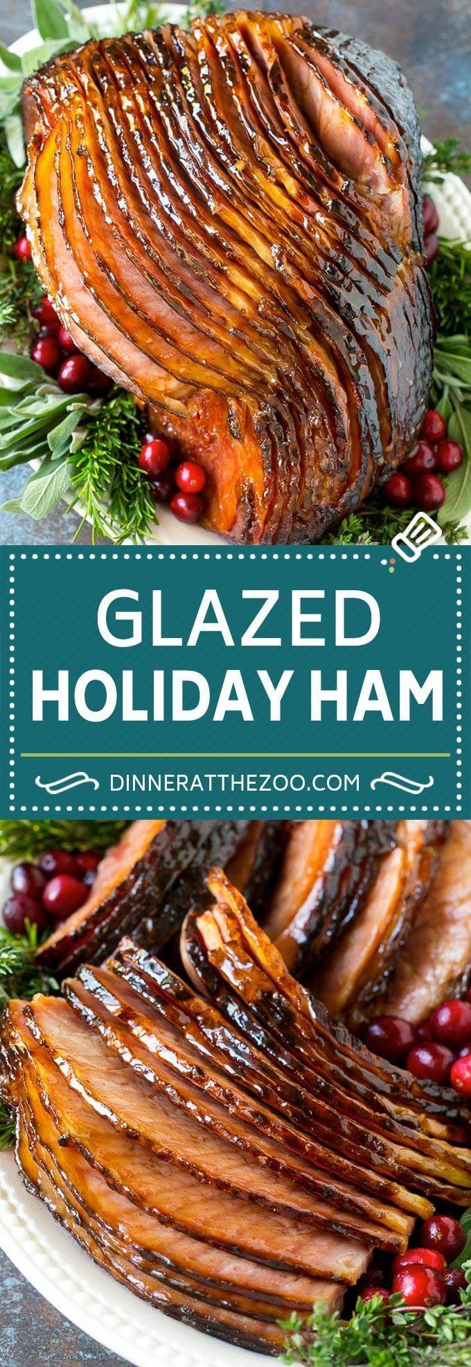 Photo of Brown Sugar Glazed Ham Recipe | Holiday Ham | Ham Glaze | Ch…