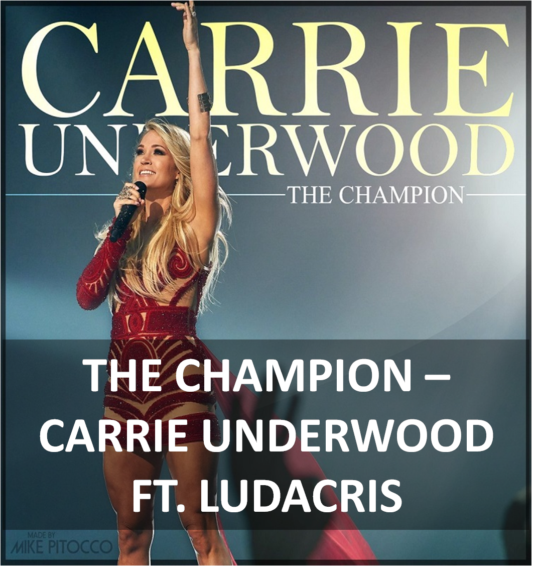 The Champion Guitar Chords Lyrics By Carrie Underwood Ft Ludacris
