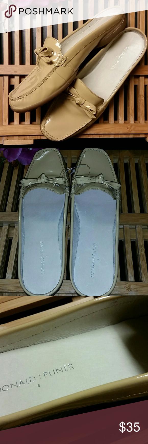 DONALD J PLINER  slippers  10M Donald J Pliner Size 10  Like news Donald J. Pliner Shoes Flats & Loafers