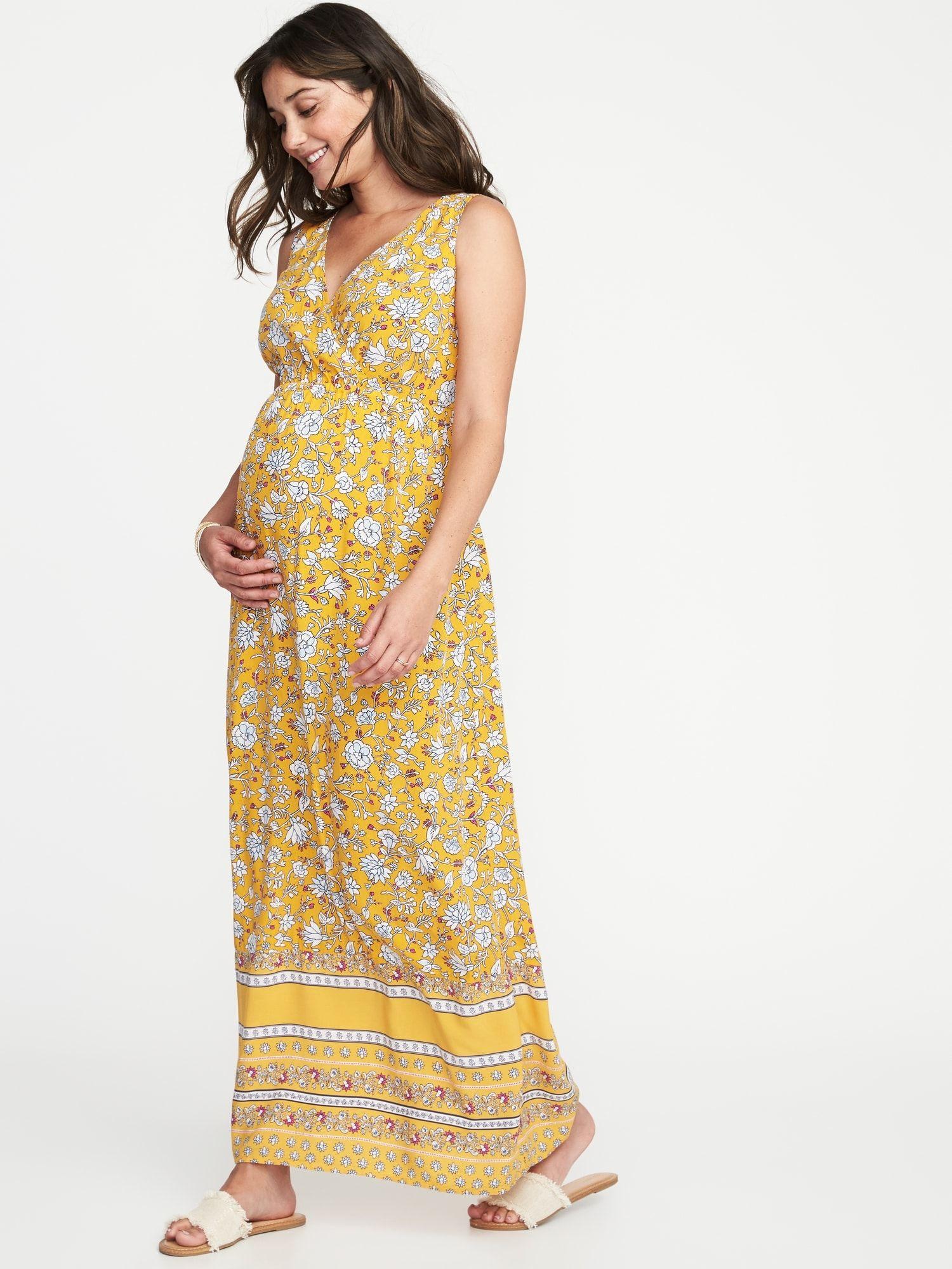 Park Art|My WordPress Blog_Empire Waist Maxi Dress Maternity