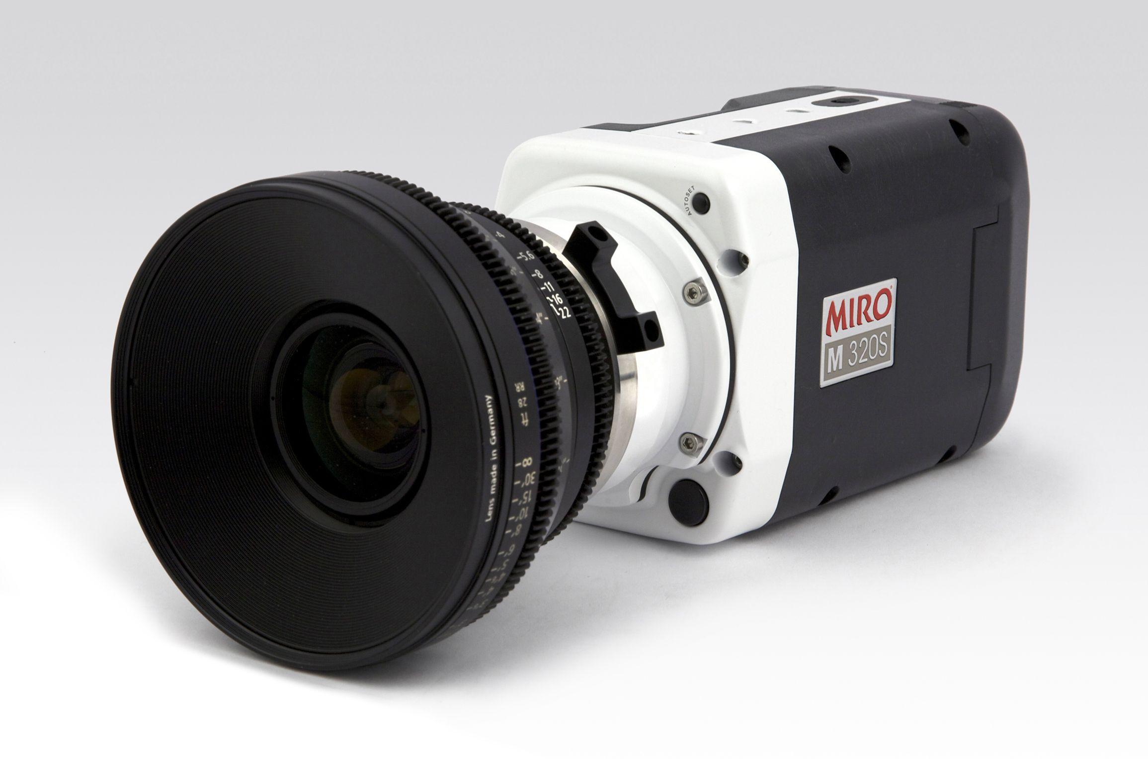 Phantom V642 High Speed Camera Camera Photo Gear