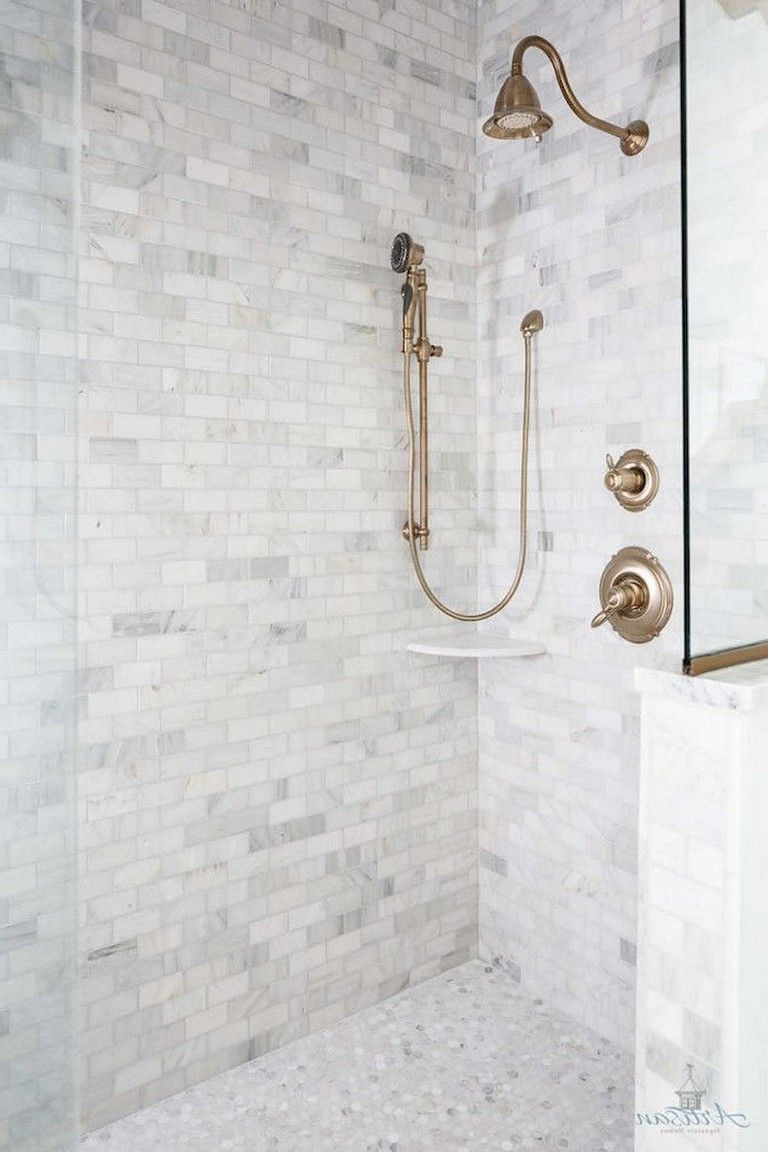 78+ Luxury Farmhouse Tile Shower Ideas Remodel #bathroomtileshowers