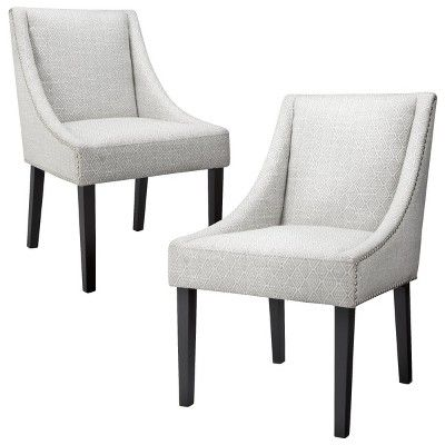End chairs | Dinning room chairs, Dining chairs, Linen ...
