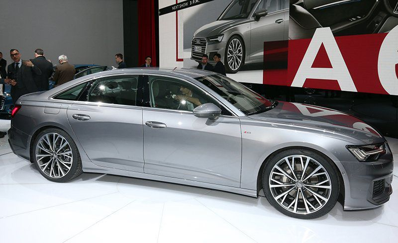 New 2019 Audi A6 Comes Exterior And Interior Car Gallery