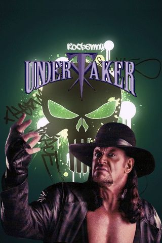 Undertaker Iphone Wallpaper By Gogeta126 On Deviantart Undertaker Undertaker Wwe Undertaker Wwf