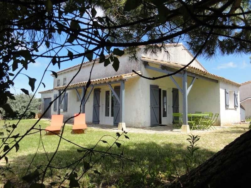 Location ile de Ré : MAISON DE VACANCES FAMILIALE