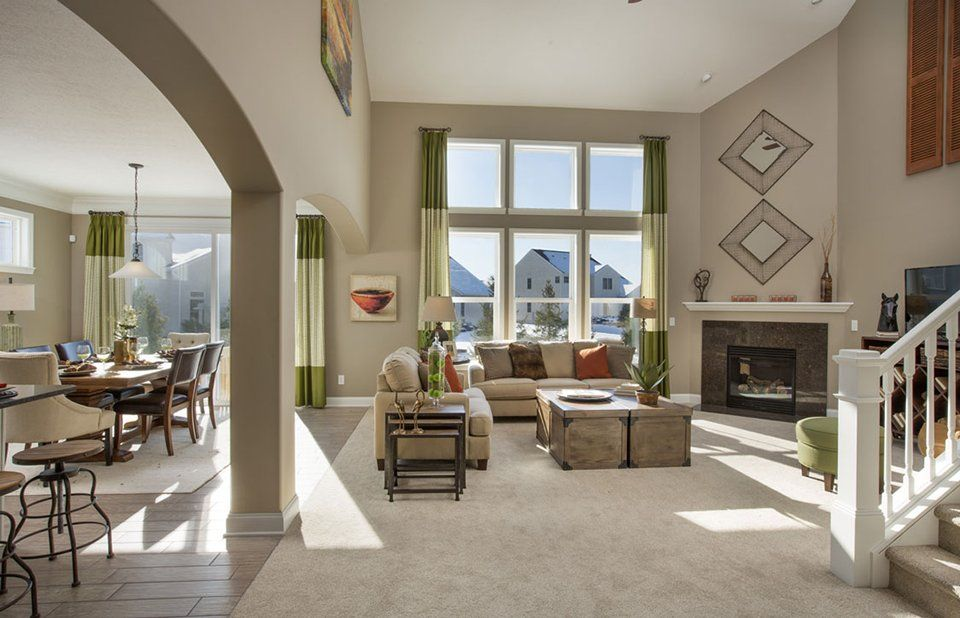 Dominion Homes Farmington Elevation K | New House 2013 | Pinterest ...