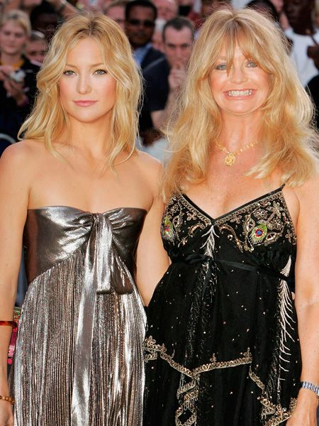 Celebrity Mothers Set Bar Too High For Non Famous Women: NOTABLE MOTHER'S & DAUGHTER