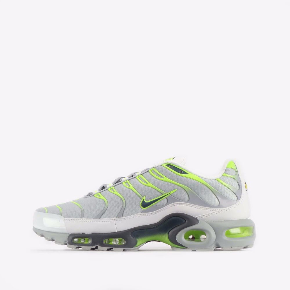 the latest 35580 ba734 Nike Air Max Plus TN Tuned Men s Shoes in Wolf Grey  Nike  CasualTrainers