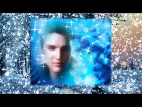 elvis presley blue christmas with lyrics view 1080 hd