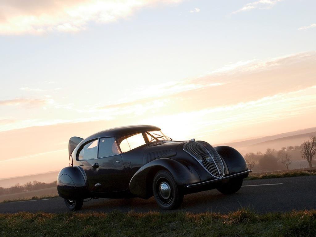 Peugeot 402 Andreau, 1936-1937 1 024×768 пикс