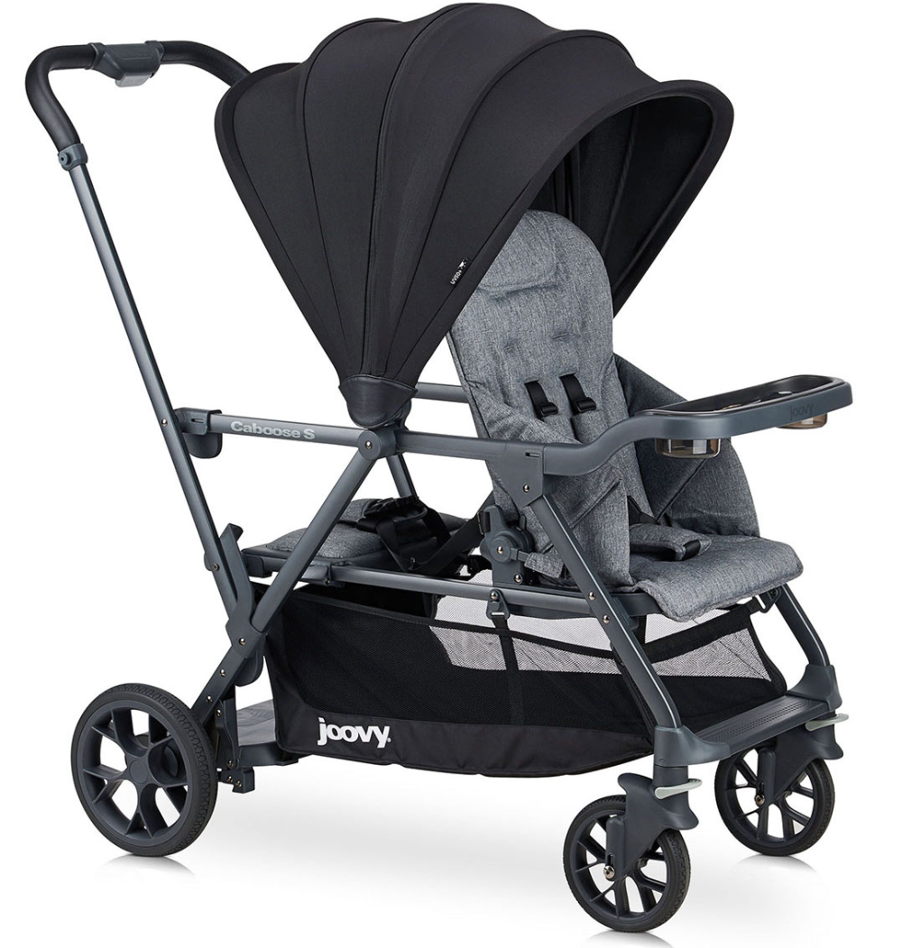 Caboose S in 2020 Independent toddler, Double stroller