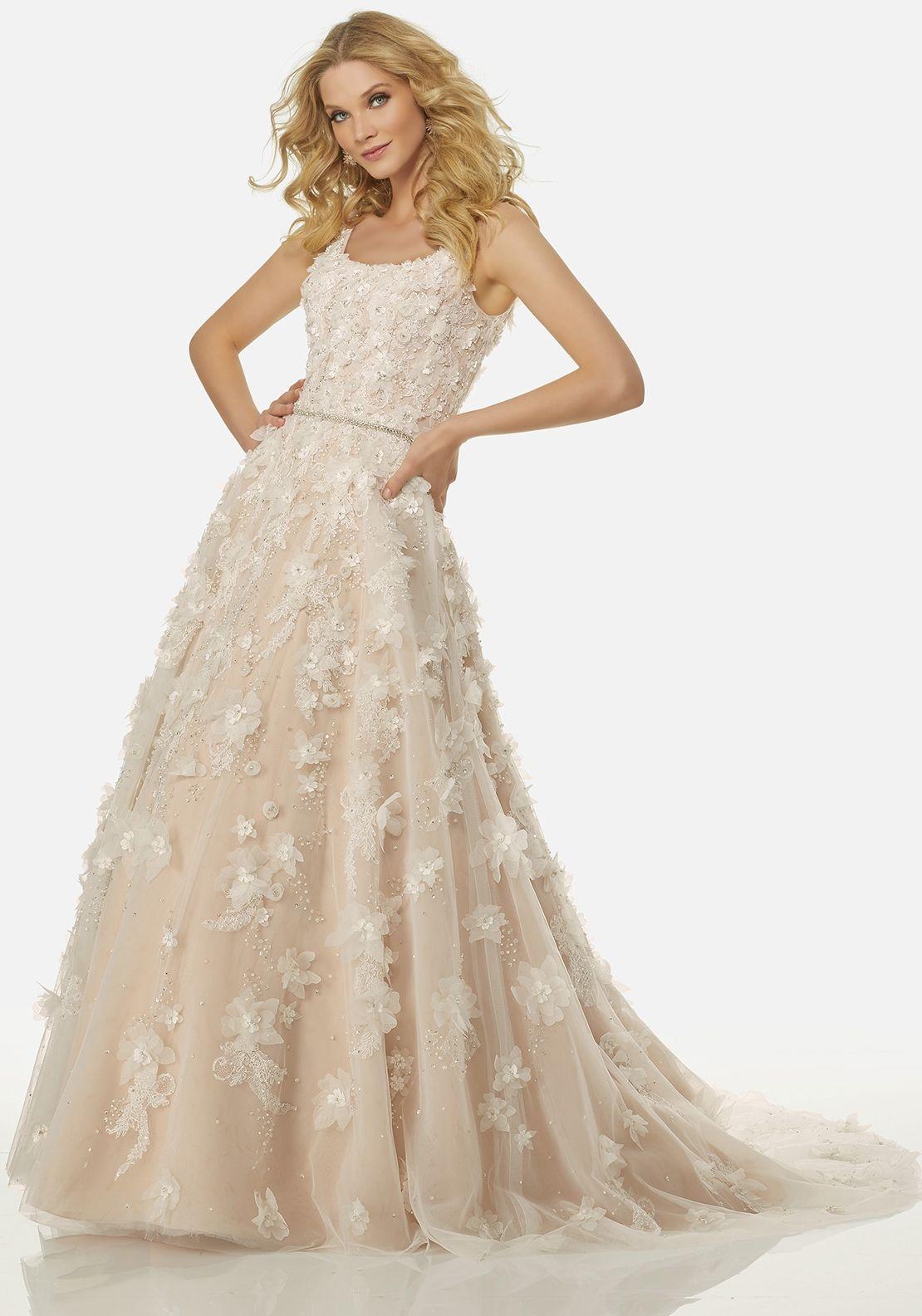 Randy fenoli wedding dresses  Randy Fenoli Wedding Dress   Wedding dress Bridal gowns and