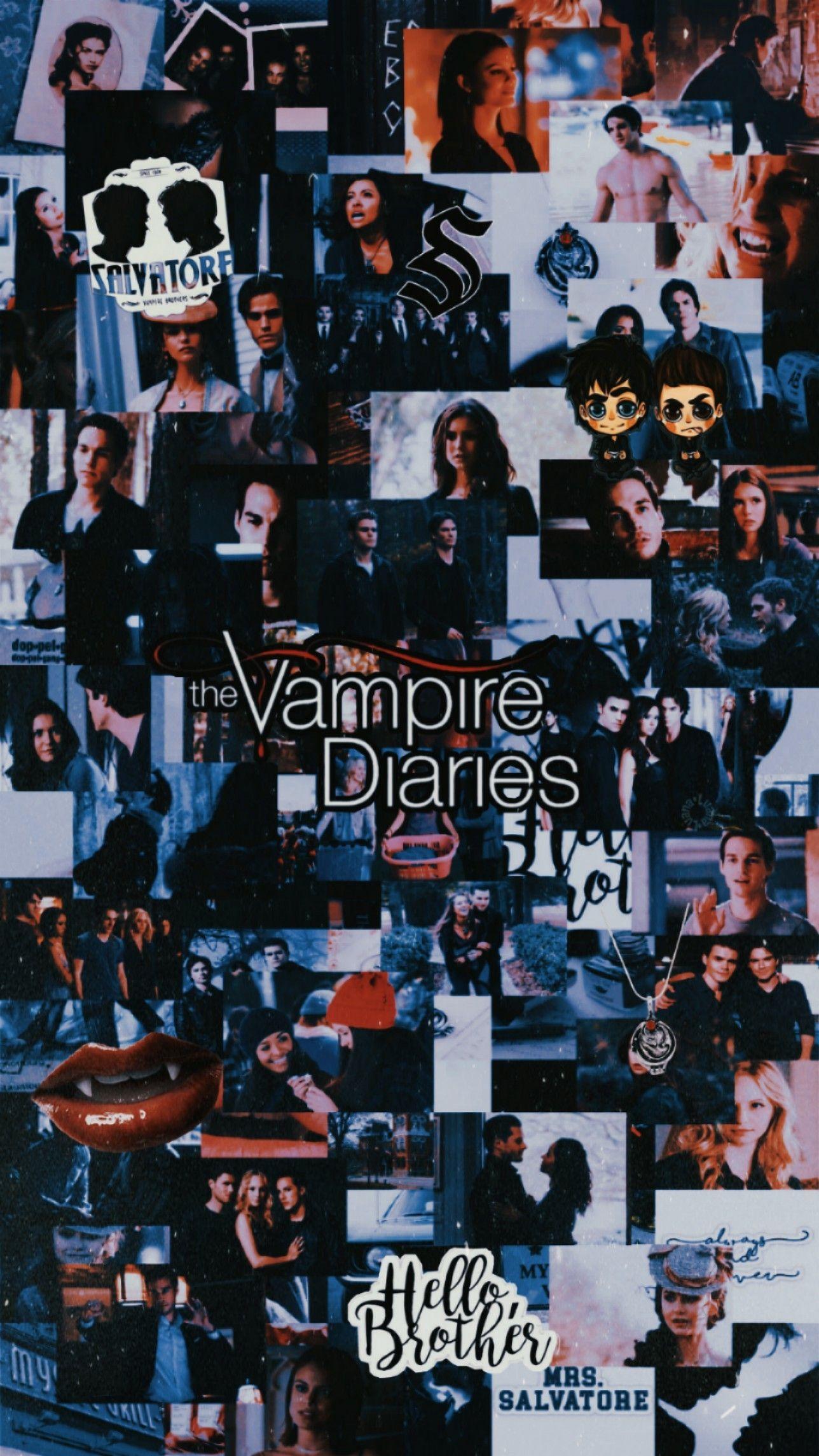 Lockscreen Wallpaper The Vampire Diaries Vampire Diaries Wallpaper Vampire Diaries Poster Vampire Diaries