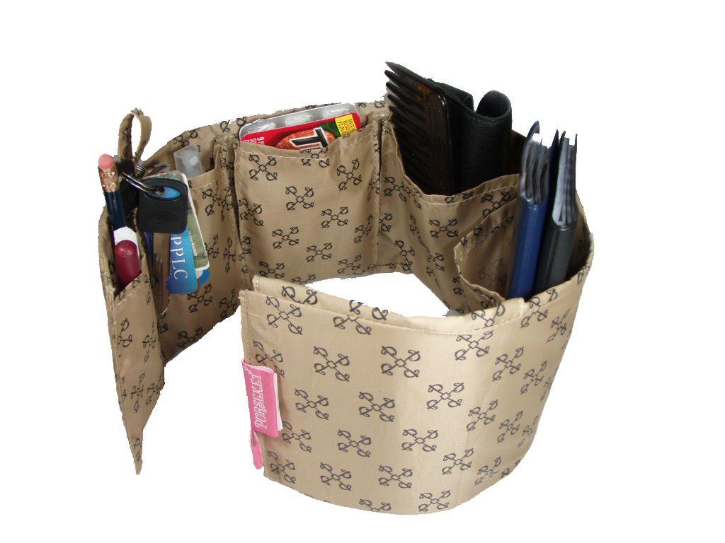 Purseket Purse Organizer - Medium Purseket Purse/Handbag/Tote ...