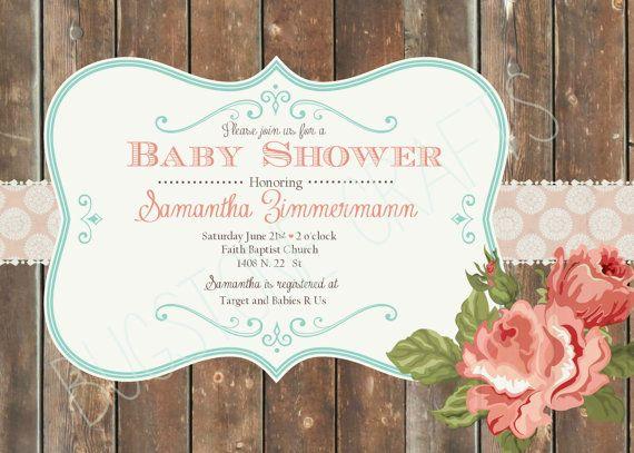Rustic Baby Shower Invite  https://www.etsy.com/listing/195678640/rustic-baby-shower-invite?ref=shop_home_feat_3