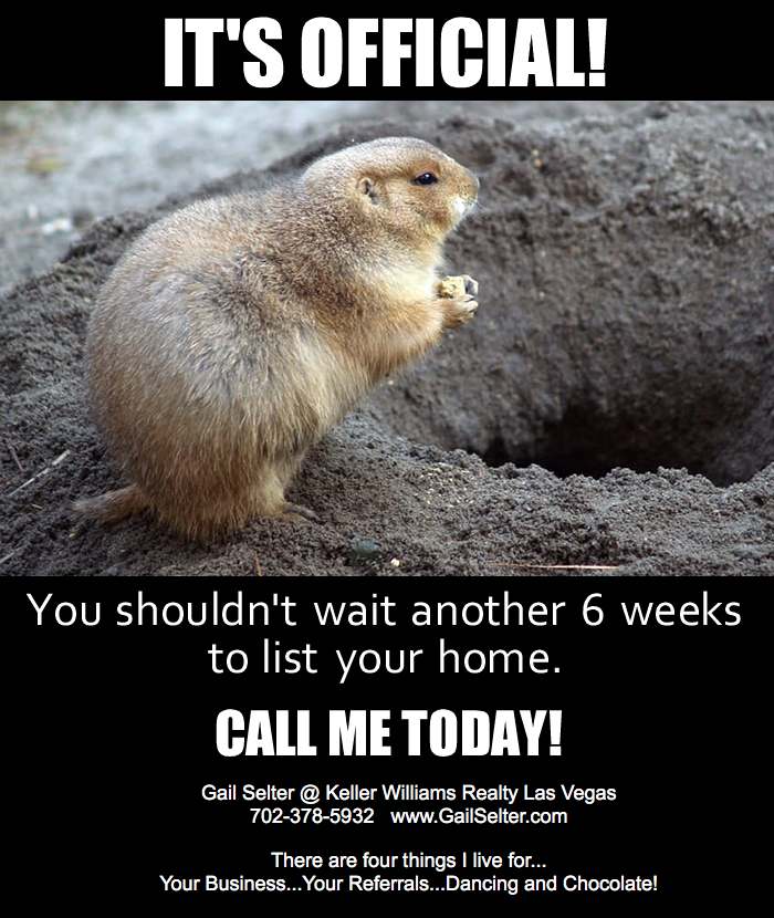 Happy Ground Hog Day Real Estate Memes Real Estate Fun Real Estate Pictures