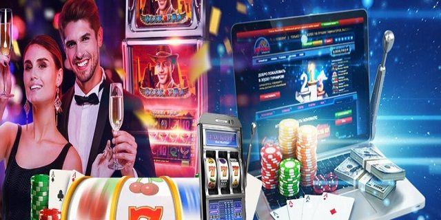 Официальные сайты игровых автоматов онлайн на деньги
