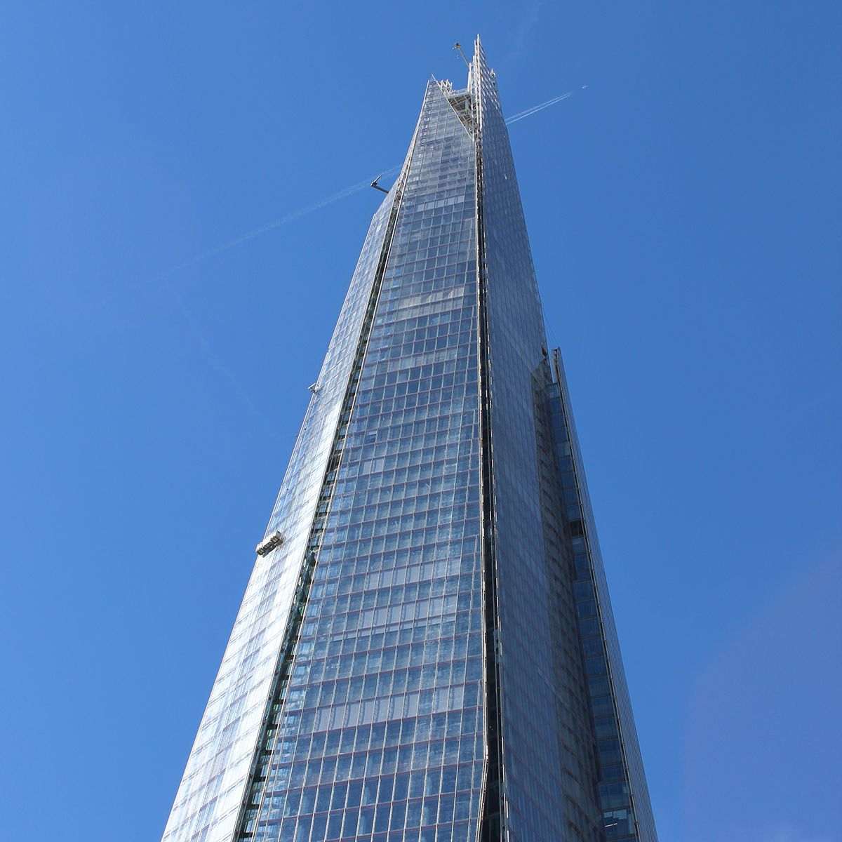 Birmingham Building Trade Towers Birmingham: The Shard Is Certainly Something To Behold! And Such A