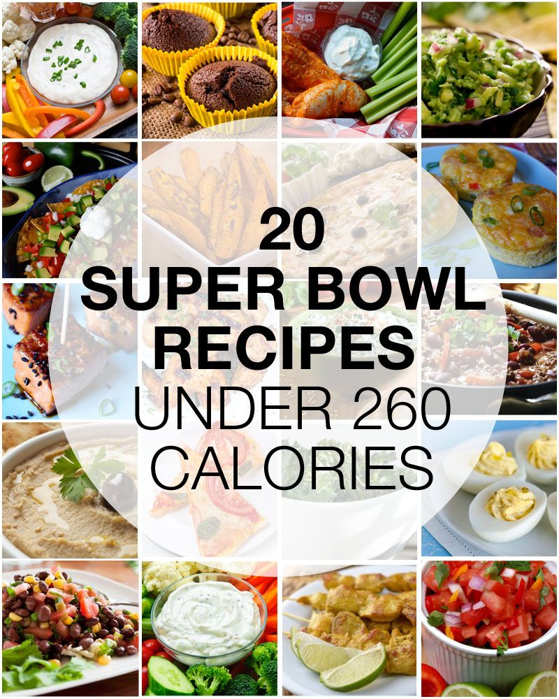 20 Better-For-You Super Bowl Recipes advise