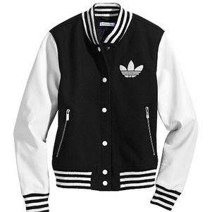 check out 4d46e 41198 Original Adidas Baseball jacket for women