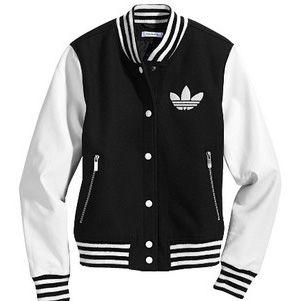 Original Adidas Baseball jacket for women | adidas love ...