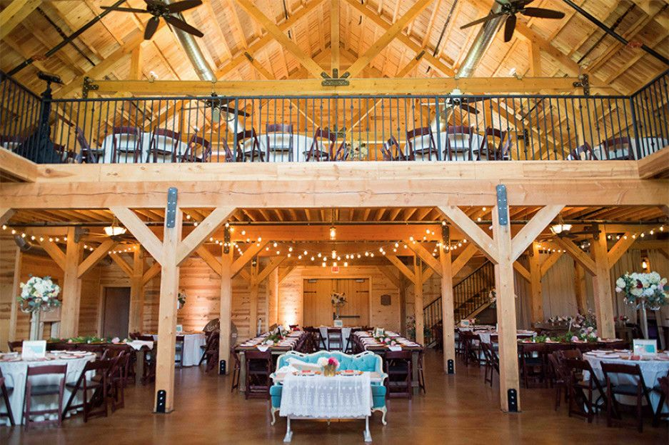 The McGranahan Barn Venue Is On Brides Of Oklahoma Blog Today Were