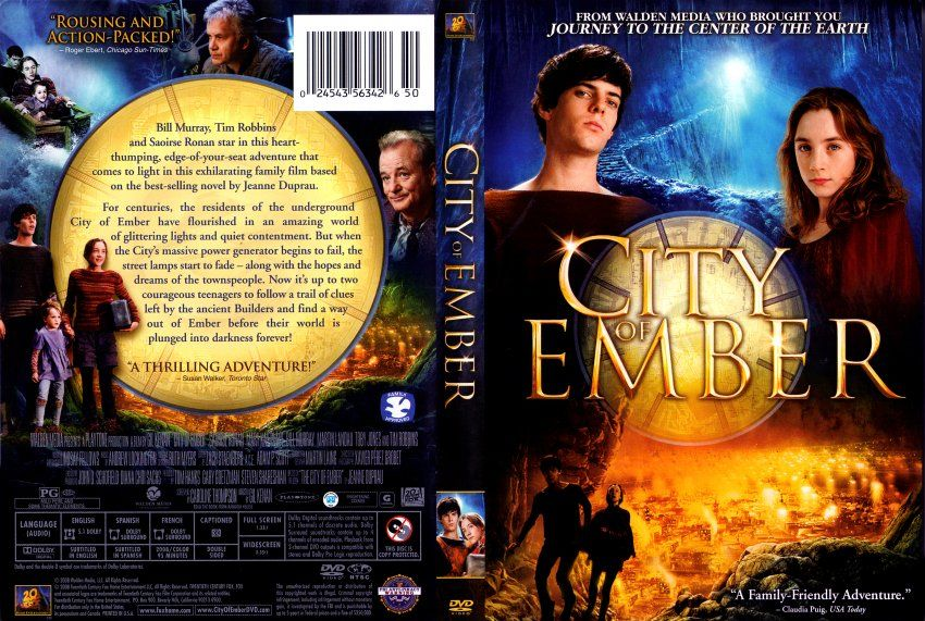 City Of Ember Movie Dvd Scanned Covers City Of Ember Front Dvd Printable Dvd Covers Miniature Books Barbie Books