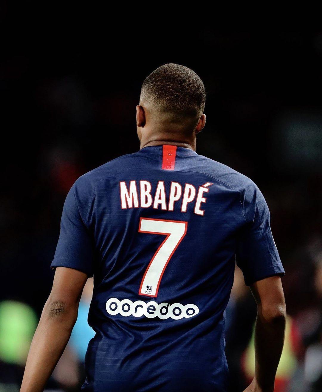 Kylian Mbappe On Instagram 7 Footballeur As Monaco