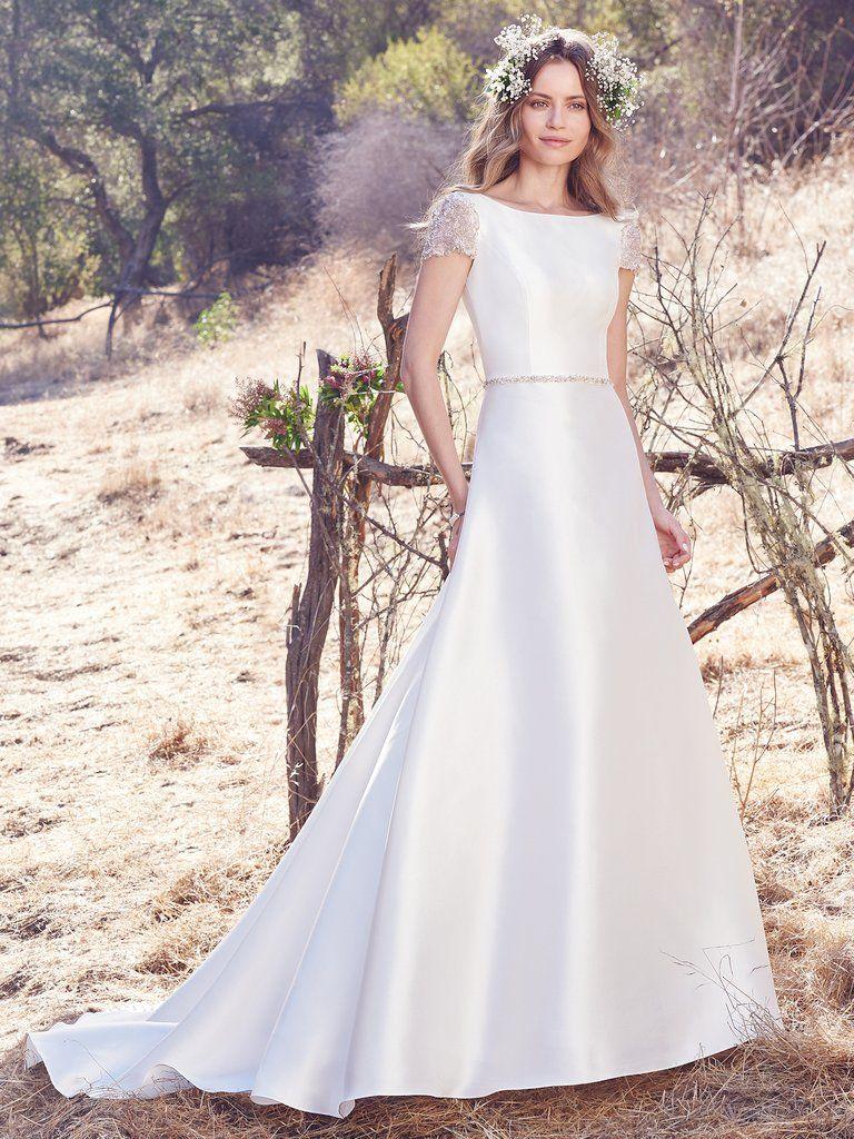 Pearl belt for wedding dress  Maggie Sottero Wedding Dresses  Maggie sottero Wedding dress and