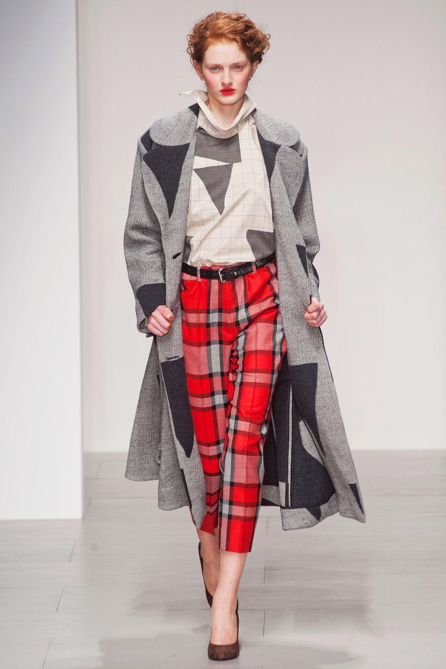 Vivienne Westwood Red Label Fall 2014 RTW