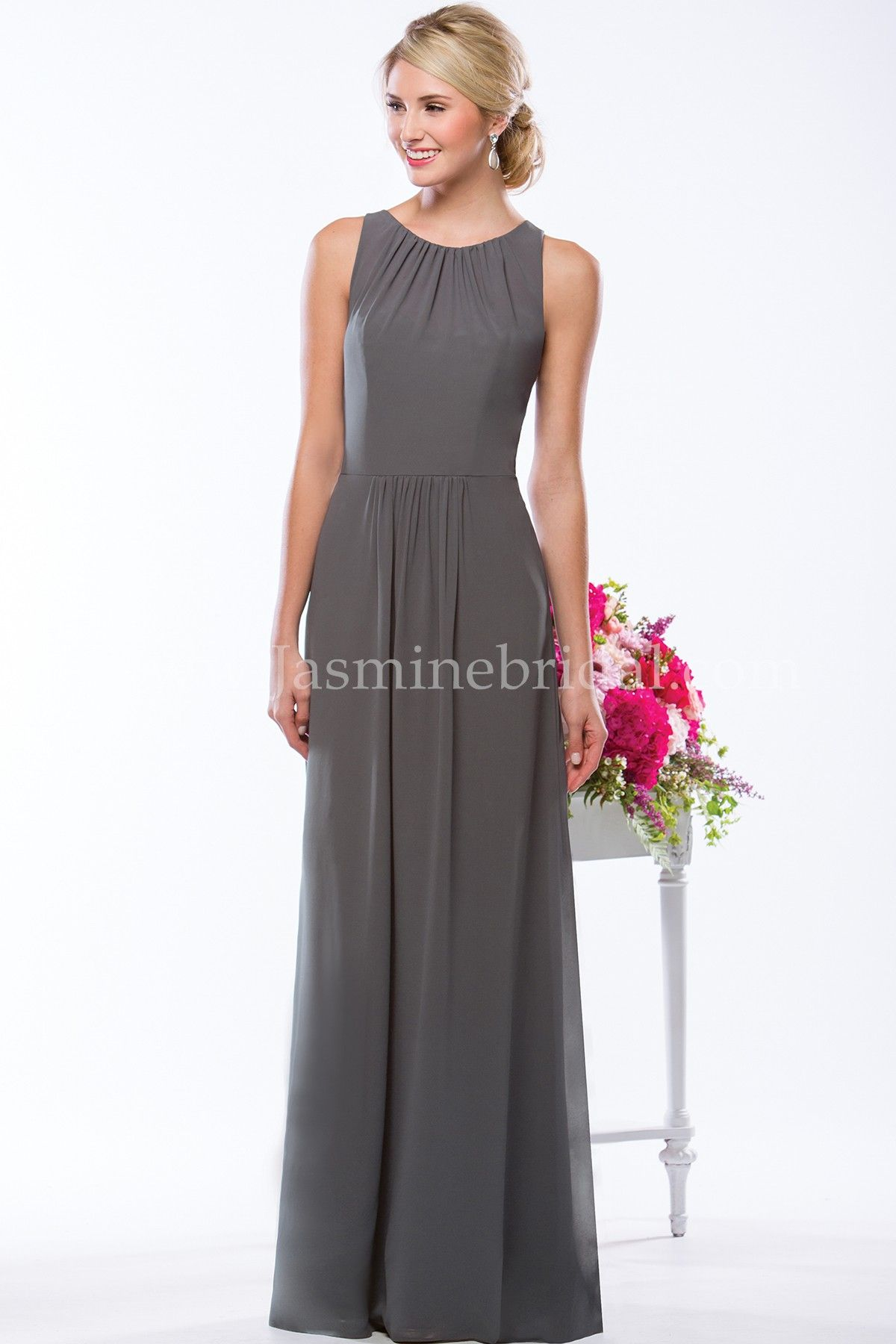 Jasmine bridal bridesmaid dress jasmine bridesmaids style p176052 jasmine bridal bridesmaid dress jasmine bridesmaids style p176052 in iron chic and stylish ombrellifo Image collections