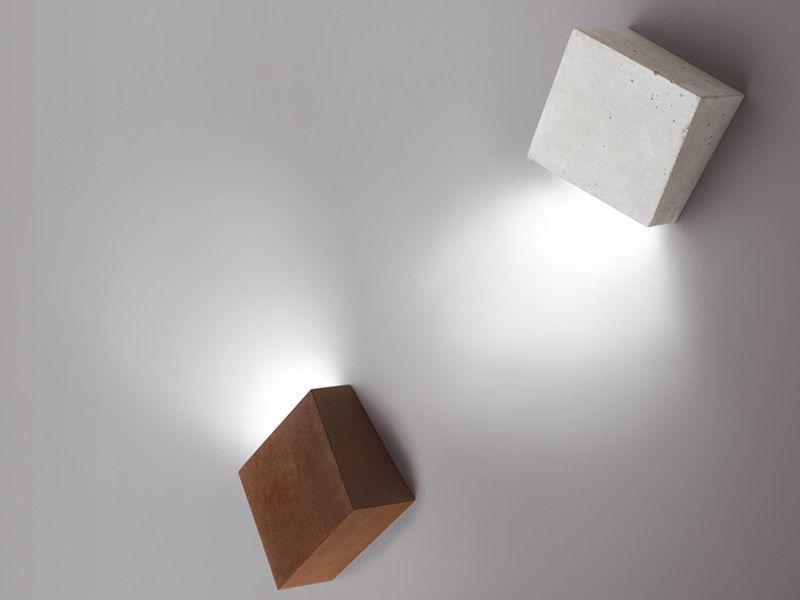 Plafoniere Da Muro A Led : Lampada da parete a led break by vibia lampadari