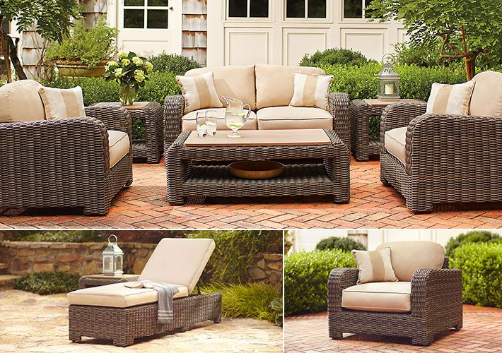 Northshore collection from brown jordan spring patio for Brown jordan lawn furniture