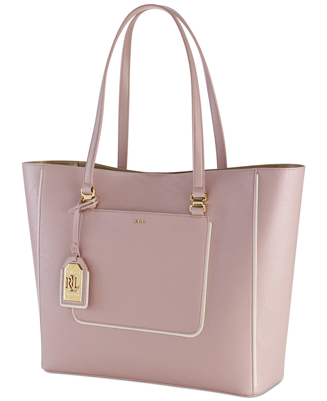 468e3f43070e Lauren Ralph Lauren Dorset Tote - Sale   Clearance - Handbags   Accessories  - Macy s