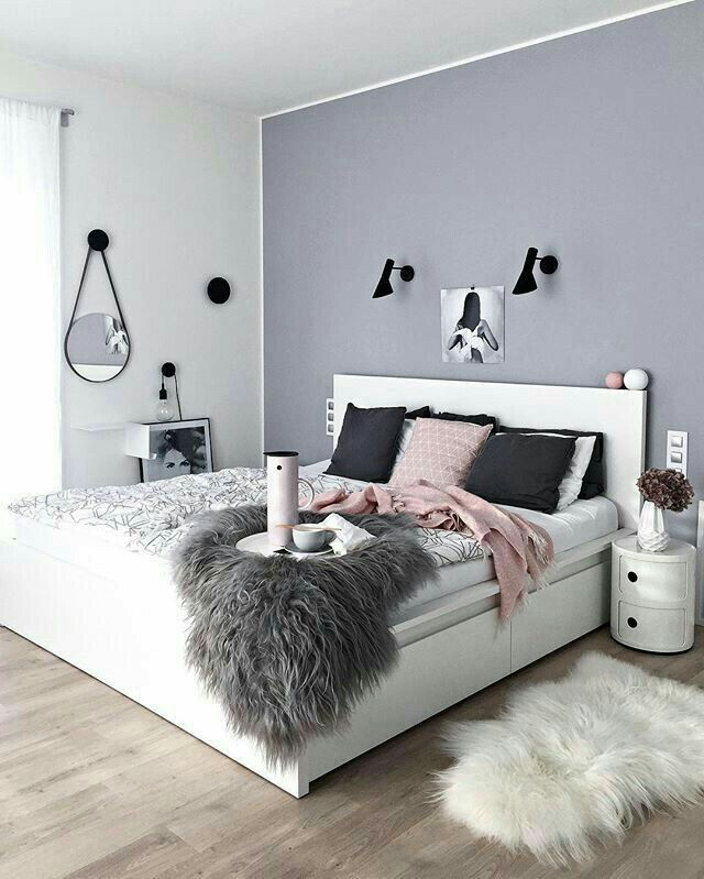 Pin by alyssa on roomspiration pinterest - Wohn schlafzimmer einrichten ...