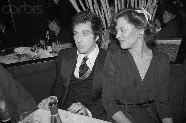 Al Pacino October 19 1979 New York With Christine Lahti After The Premiere Of And Justice For All Al Pacino Christine Lahti Photo